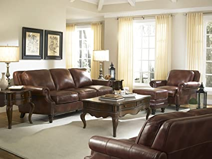 Merveilleux Vintage Furniture Classics  Leather | Sale On 1009 Lazzaro Leather Sofa Set  3 Pcs