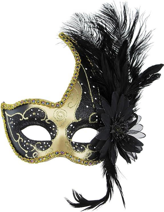 Thmyo Máscara de la Mascarada, máscara Veneciana Disfraz de ...