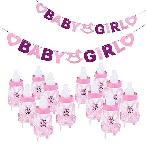 Bebé alimentador estilo Candy botella caja de regalo favores ...
