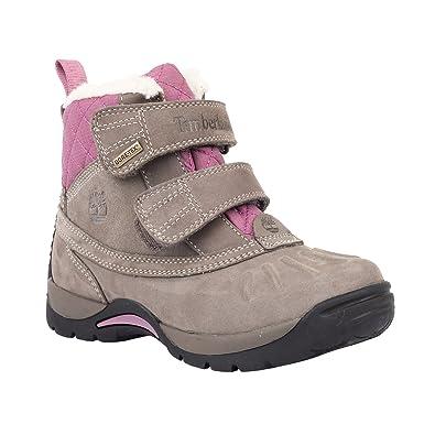 Timberland Kinder Schuhe Stiefel Leder 91743 Gore Tex