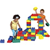 Edushape Edublocks Construction Toy - 50 pcs