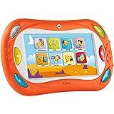 Chicco–Happy Tab Talent Edition, Tablet per Bambini con Blocco di Profili