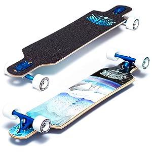 Sector 9 Meridian Complete Longboard Blue (Pro Build)