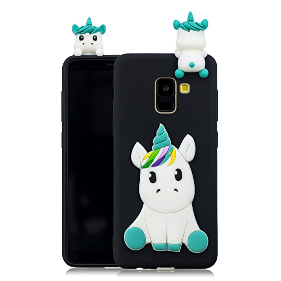 Amazon.com: Galaxy A8 Plus 2018 Case, Samsung A8+ Cute Case ...