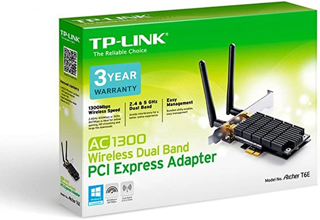 Tp Link Tl Wn781nd 150mbps Wireless Pci Express Adapter Computers Accessories