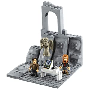 Underground Toys Doctor Who the Time of Angels Set