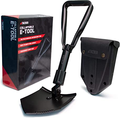 entrenching tool shovel hatchet saw camping survival MIL-COM ALL IN ONE TOOL