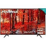 "Hisense PANHSE710 Smart Tv 4K 50 Pulgadas 50H6F - Smart Tv, 4K, 50"", Negro"