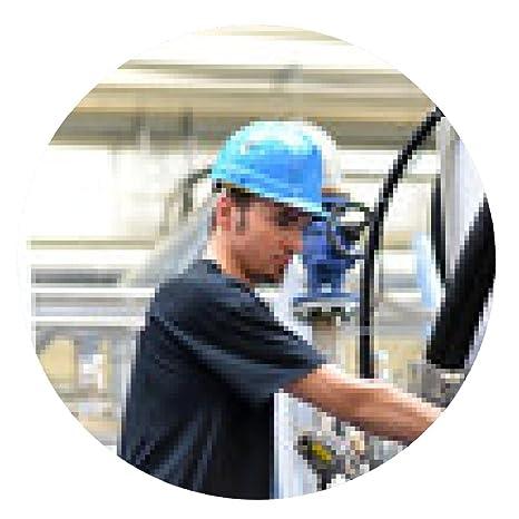 alfombrilla de ratón Mecánica en la reparación de máquinas industriales - ronda - 20cm