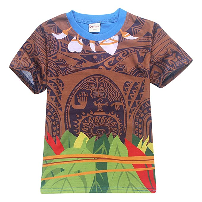 a7cea353 DGFSTM Maui Comfy Loose Pyjama Sets Boys Sleepwear Children Sports Suits:  Amazon.co.uk: Clothing