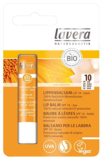 Lavera - Lip Balm - Repair - 4.5g/0.15oz Blowout Blowout Ionic Cleanser 16 oz