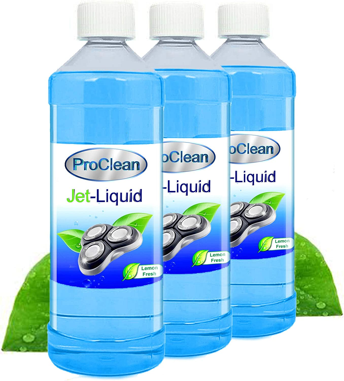 Jet de Liquid cabezal de limpiador para Philips Shaver Series 5000 ...