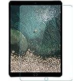 iPad Pro 12.9 ガラスフィルム,TooSEA 2017型 iPad Pro 12.9 フィルム 硬度9H 強化ガラス 透過率99% 高感度タッチ 0.26mm