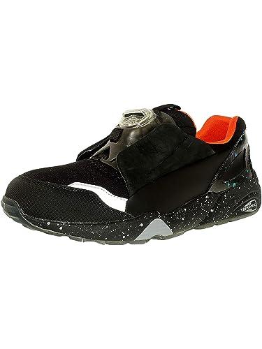 5d9dc3e8f4e0 Alexander McQueen By Puma MCQ Disc Black Hommes US 13 Noir Baskets   Amazon.fr  Chaussures et Sacs