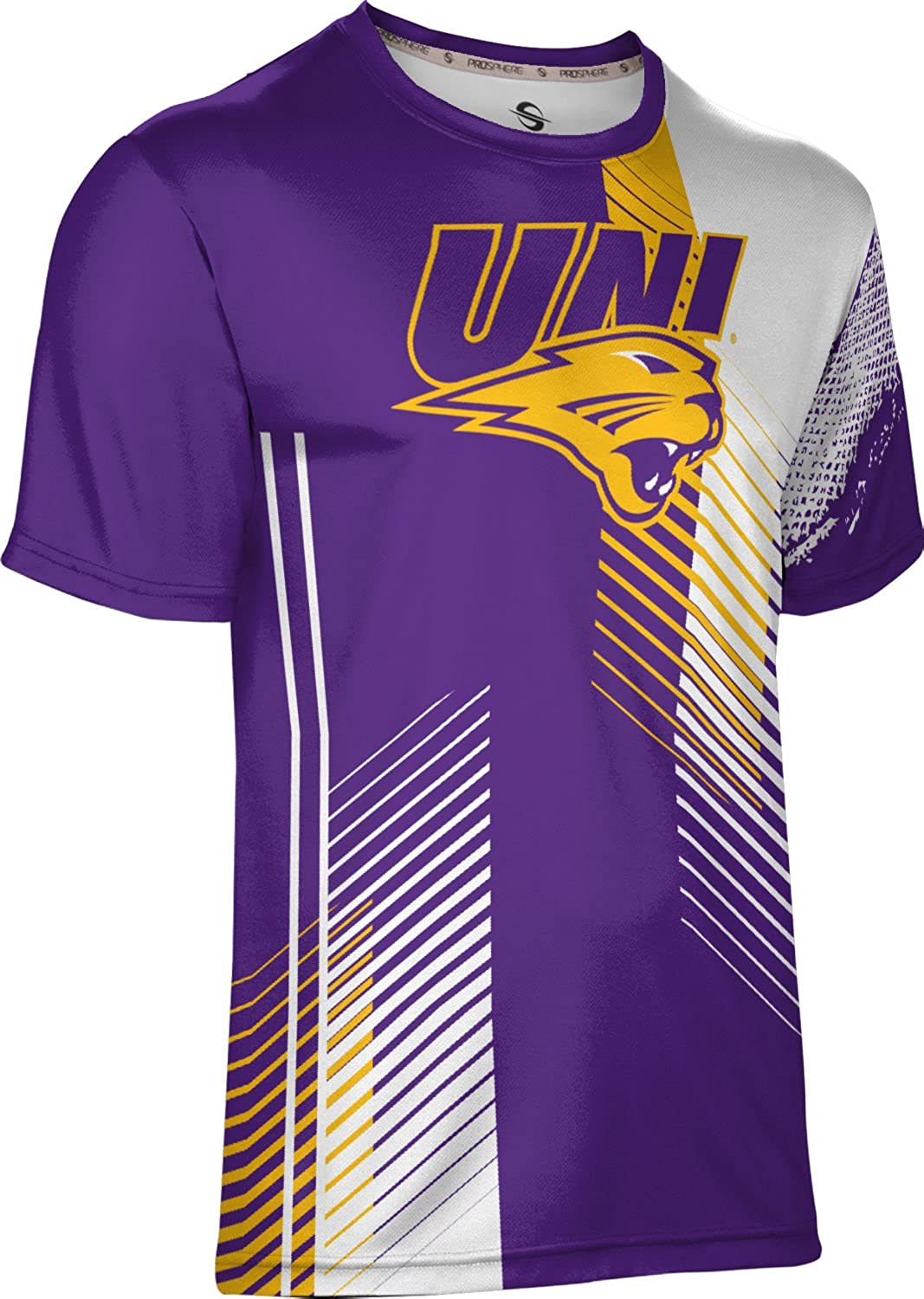 ProSphere University of Northern Iowa Boys Performance T-Shirt Hustle