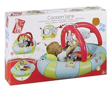 Vulli Tapis Dactivités Gonflable Cocoonaire Sophie La Girafe