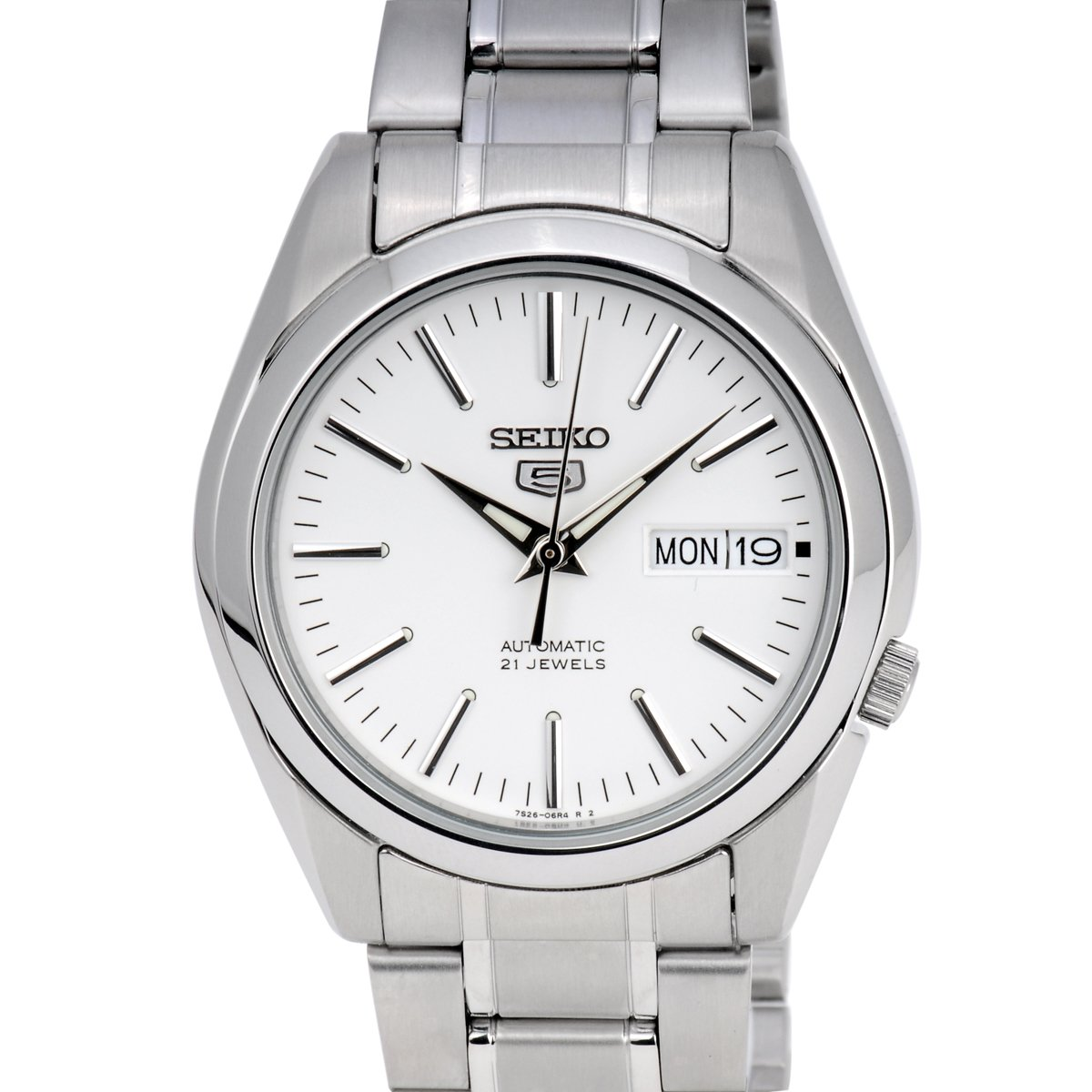 low priced 83e69 61f3b Seiko 5 Sports Automat Watch SNKL41K1: Amazon.co.uk: Watches
