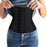 Kiwi-Rata Waist Trainer Corset for Weight Loss Sport Yoga Shaper Tummy Fat Burner