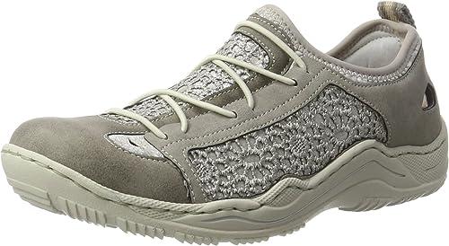 Rieker Damen L0571 Sneaker