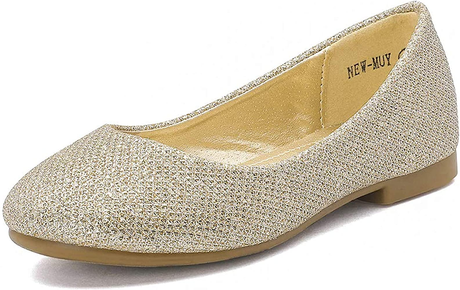 Mary Jane Ballerina Flat Shoes