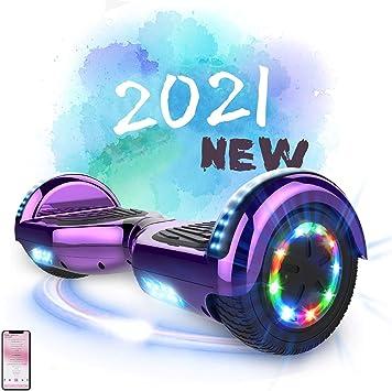 Eingebaute Bluetooth Lautsprecher Self Balancing Scooter 6.5 Elektro Scooter Hover Scooter Board Skateboard MARKBOARD Hoverboards