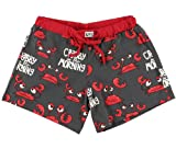 Crabby in The Morning Women's Pajama Boxer Bottom