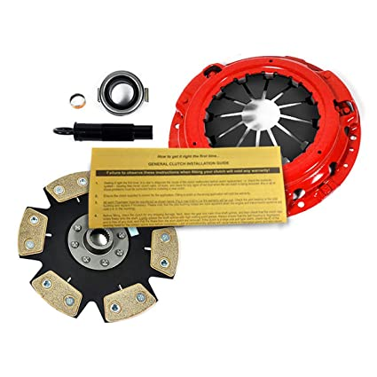 Amazon.com: EFT RIGID CLUTCH KIT for 02-06 ACURA RSX / 02-05 HONDA CIVIC Si K20A3 5-SPEED: Automotive