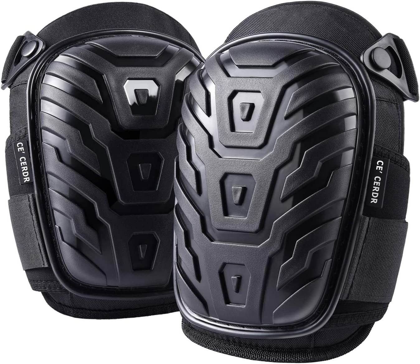Ce' Cerdr Heavy-Duty Foam Knee Pads