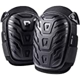 Professional Knee Pads for Work - Heavy Duty Foam Padding Kneepads for Construction, Gardening, Flooring with…