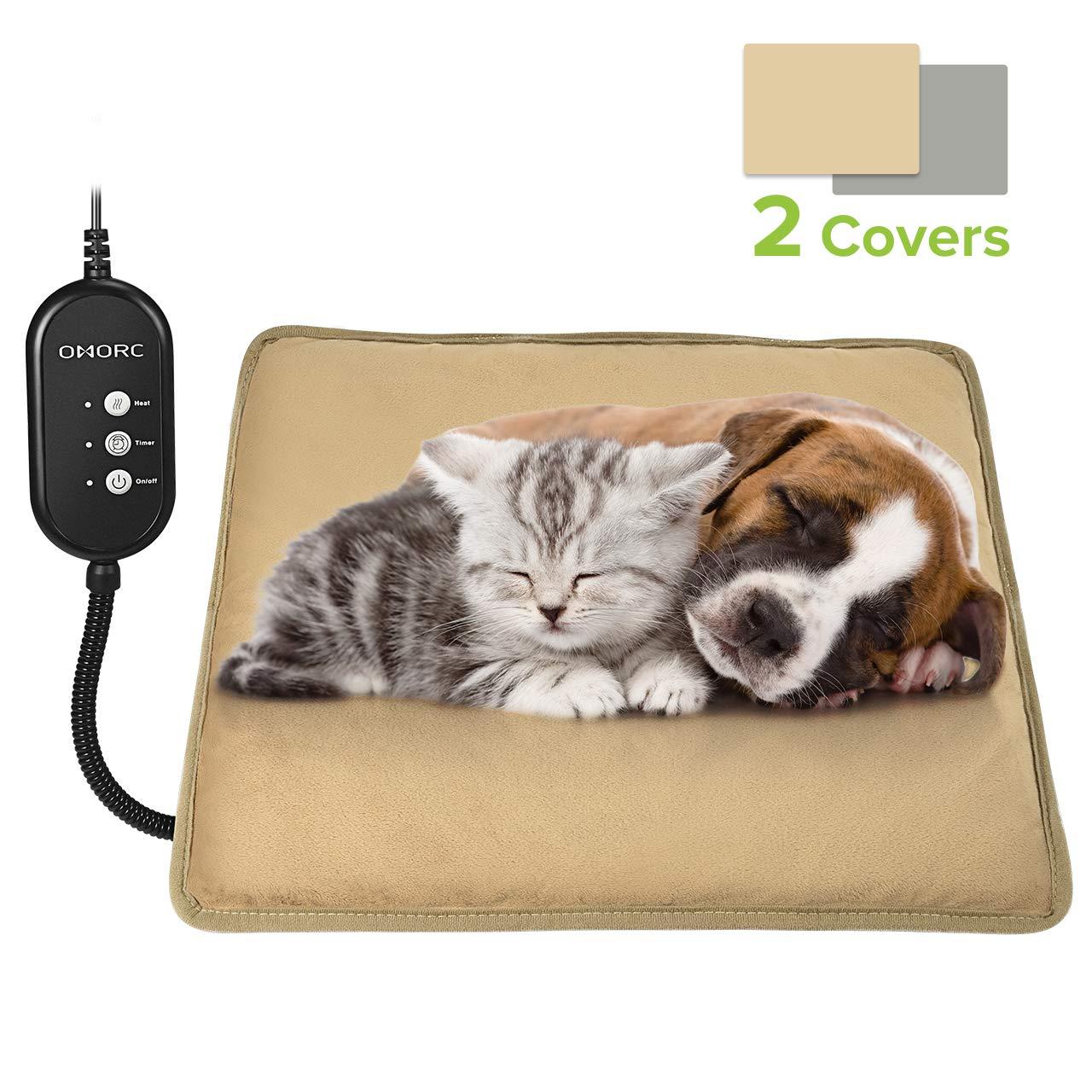 OMORC Tappeto Termico Cani e gatti