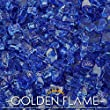 Golden Flame Glass Parent