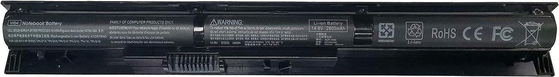756743-001 V104 Battery for HP Pavilion 15-P 15-K 17-F 17-P 14T-V000 17T-K100 Series 15-p105ns 15-p030nr 15-p009ne 17-f113dx 17-f115dx 17-f023cl 15-k167cl ProBook 450 G2 756478-421 756478 756479-541