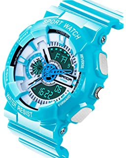 Amazon.com: Boys Watches for Kids Ages 5-7 8-13 Years Led ...