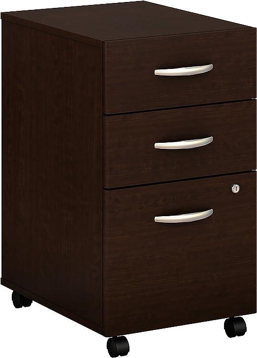 Bush Business Furniture Series C Elite 2 Drawer Mobile ...