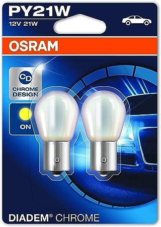 Osram 7507dc 02b Blinker White Doppelblister Set Of 2 Auto