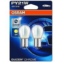 OSRAM DIADEM CHROME Luz de intermitencia PY21W 7507DC-02B