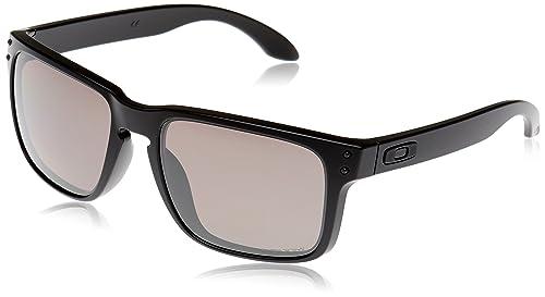 193e6a1ba19 Oakley Men s Holbrook OO9102-90 Prizm Daily Polarized Iridium Rectangular  Sunglasses