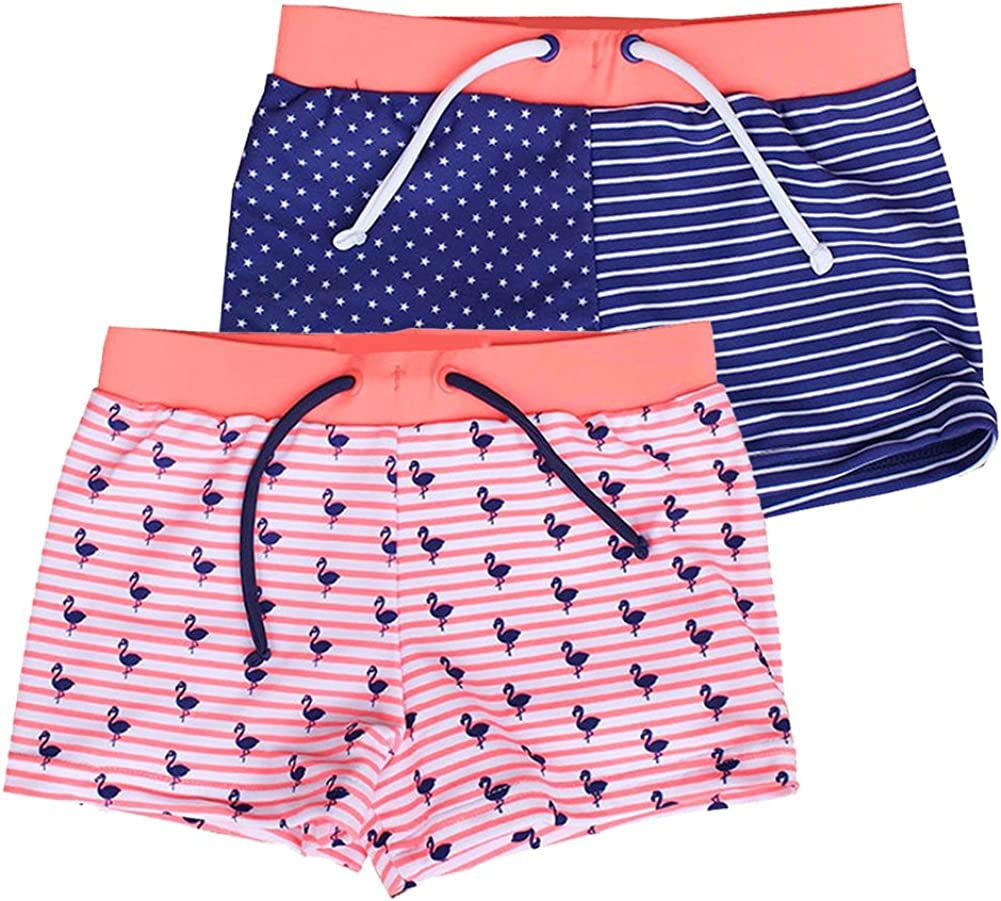 Fashion Baby Infant Boys Trunks All Over Printed Swim Bottom