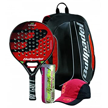 Pack Padel Supreme  Amazon.co.uk  Sports   Outdoors 240d3a4e1cd3f