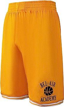 Amazon.com: AFLGO Bel Air Academy Short Fresh Prince ...