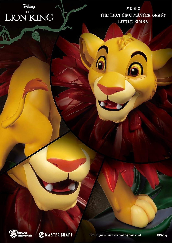 Beast Kingdom MC-012 The Lion King Simba 31cm Action Figure Model Toys