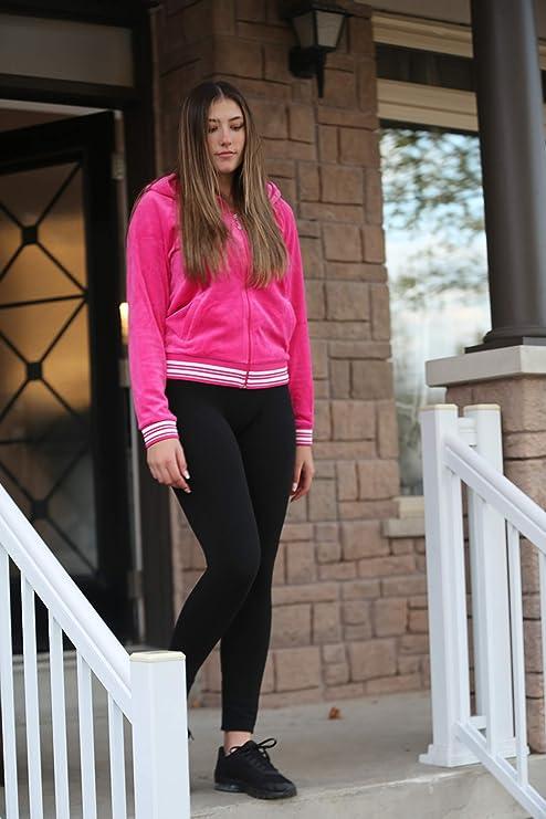 Pantalon Chaud dhiver /À Taille Haute Blssom Legging Femme Pantalon Extensible Thermique Legging Surdimensionn/é Legging Doubl/é Polaire Femme Thermique pour Femme