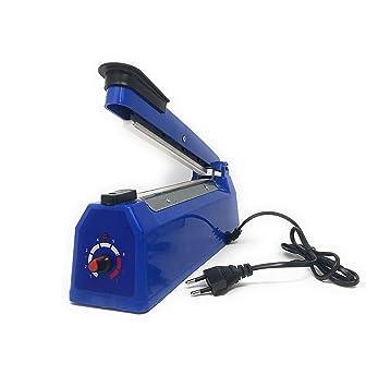 Selladora térmica profesional para bolsas, 300 W, PFS-200: Amazon.es ...