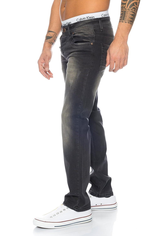 Rock Creek Herren Jeans Hose Denim Stretch Regular Fit Jeanshose  Stonewashed W29-W44: Amazon.de: Bekleidung