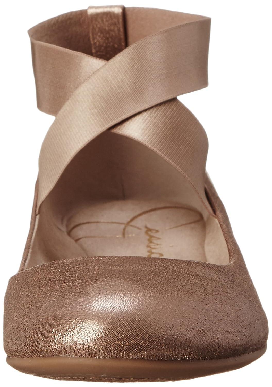 543cb042dbaf1e Jessica Simpson Women s Mandayss Ballet Flat B00WGASV3A 5 B(M) US ...