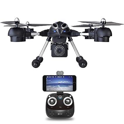 Contixo F10 Quadcopter RC Drone 720P HD WiFi FPV Video Camera Altitude Hold Headless Mode 4