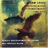 Grieg: Norwegian Dances, Op. 35 / Symphonic Dances, Op. 64 / Lyric Suite, Op. 54