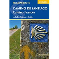 Camino De Santiago - Camino Francés: Includes Finisterre Finish: Guide and map book - includes Finisterre finish…