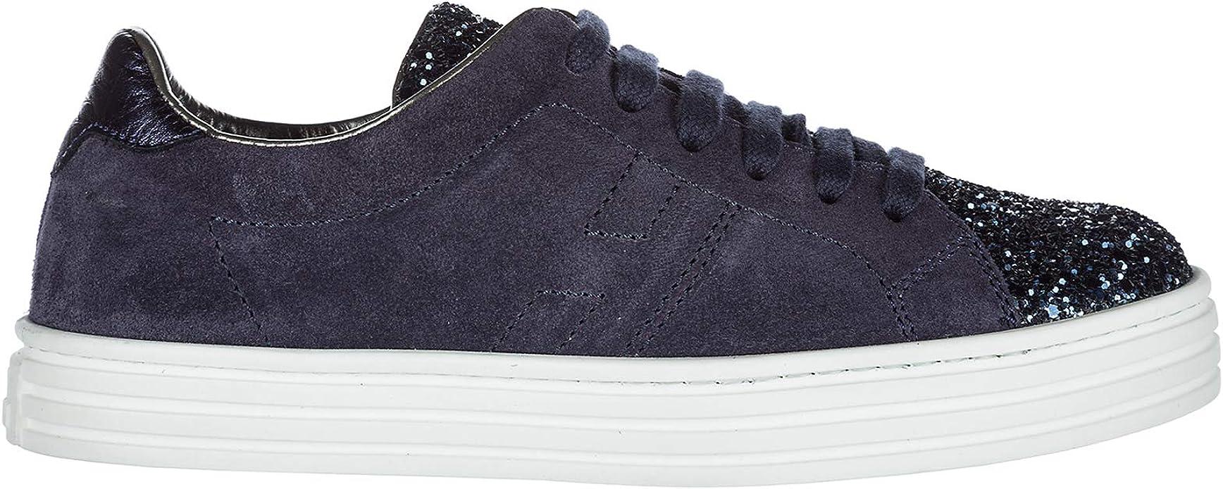 Hogan Baby R141 Sneakers blu