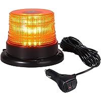 Justech 40W Luz Emergencia Coche Rotativo LED Luz